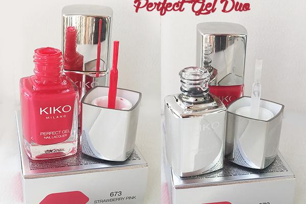 Kiko Perfect Gel Duo. Lo smalto effetto gel