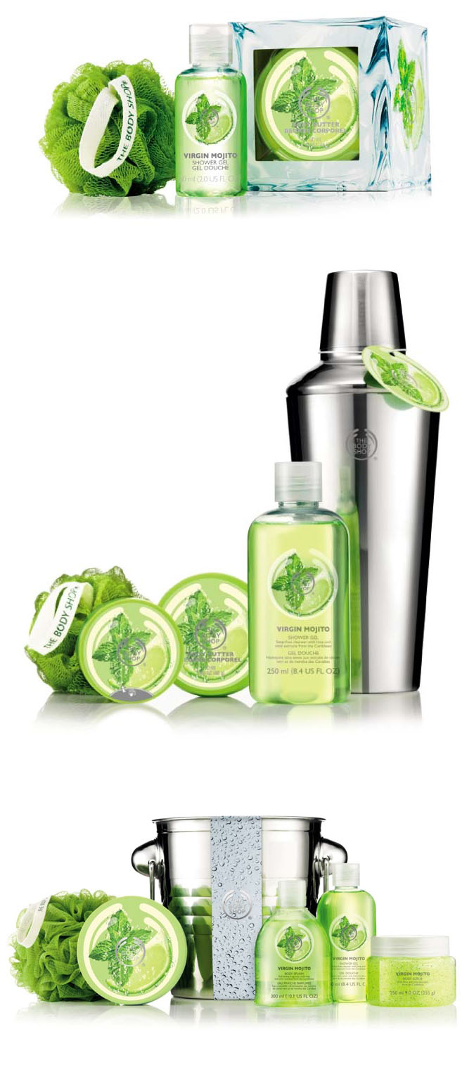 the body shop-mojito