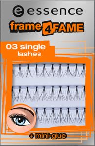 03 single lashes