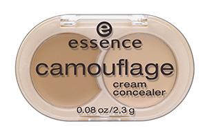 essence camouflage cream concealer #10