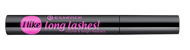 essence I like long lashes! volume & length mascara