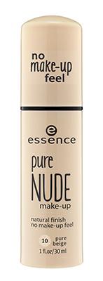 essence pure NUDE make-up #10