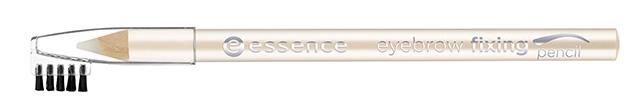 essence eyebrow fixing pencil