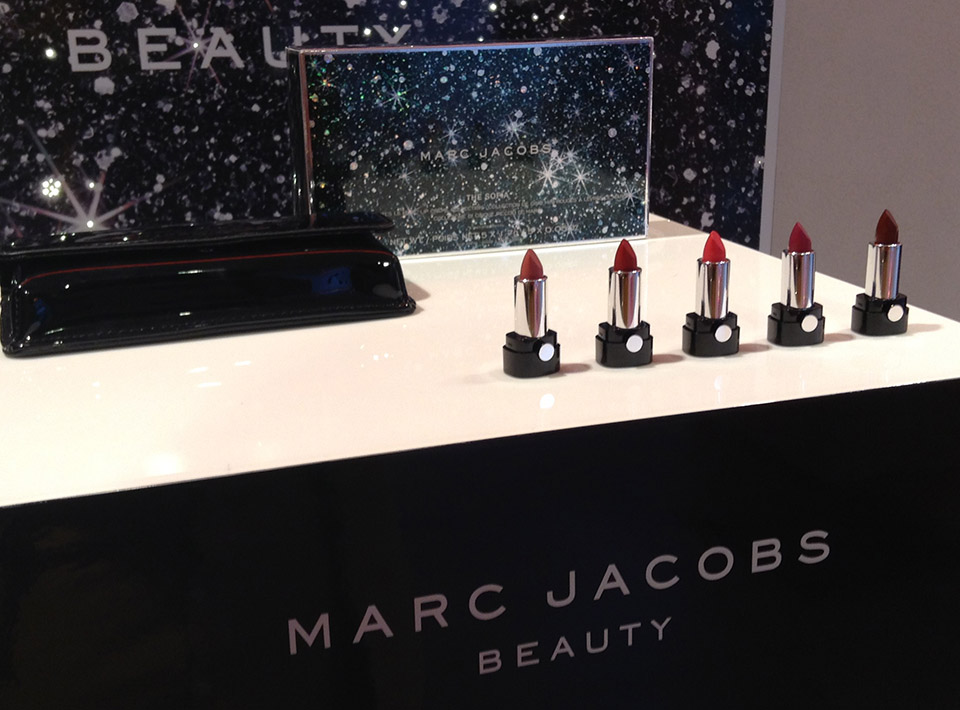 make up natale 2015 marc jacobs rossetti