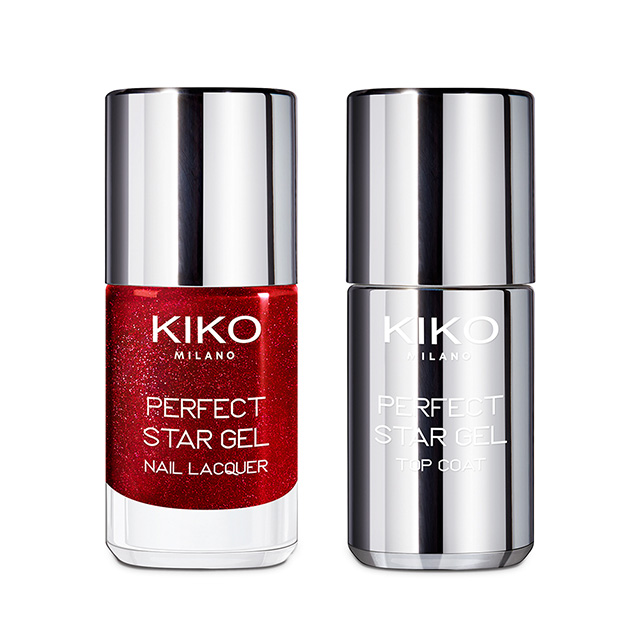 PERFECT STAR GEL DUO nail lacquer & top coat 02