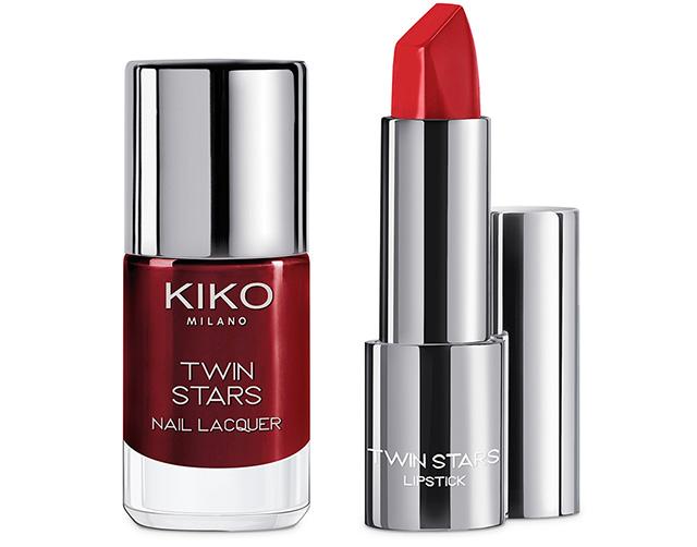 TWIN STARS nail lacquer & lipstick 03