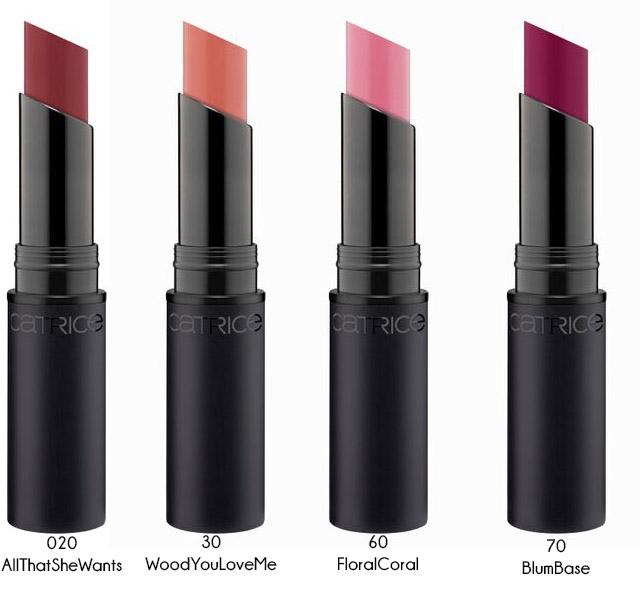 Ultimate Stay Rossetto Labbra catrice cosmetics TRUCCO LABBRA 2015 2016