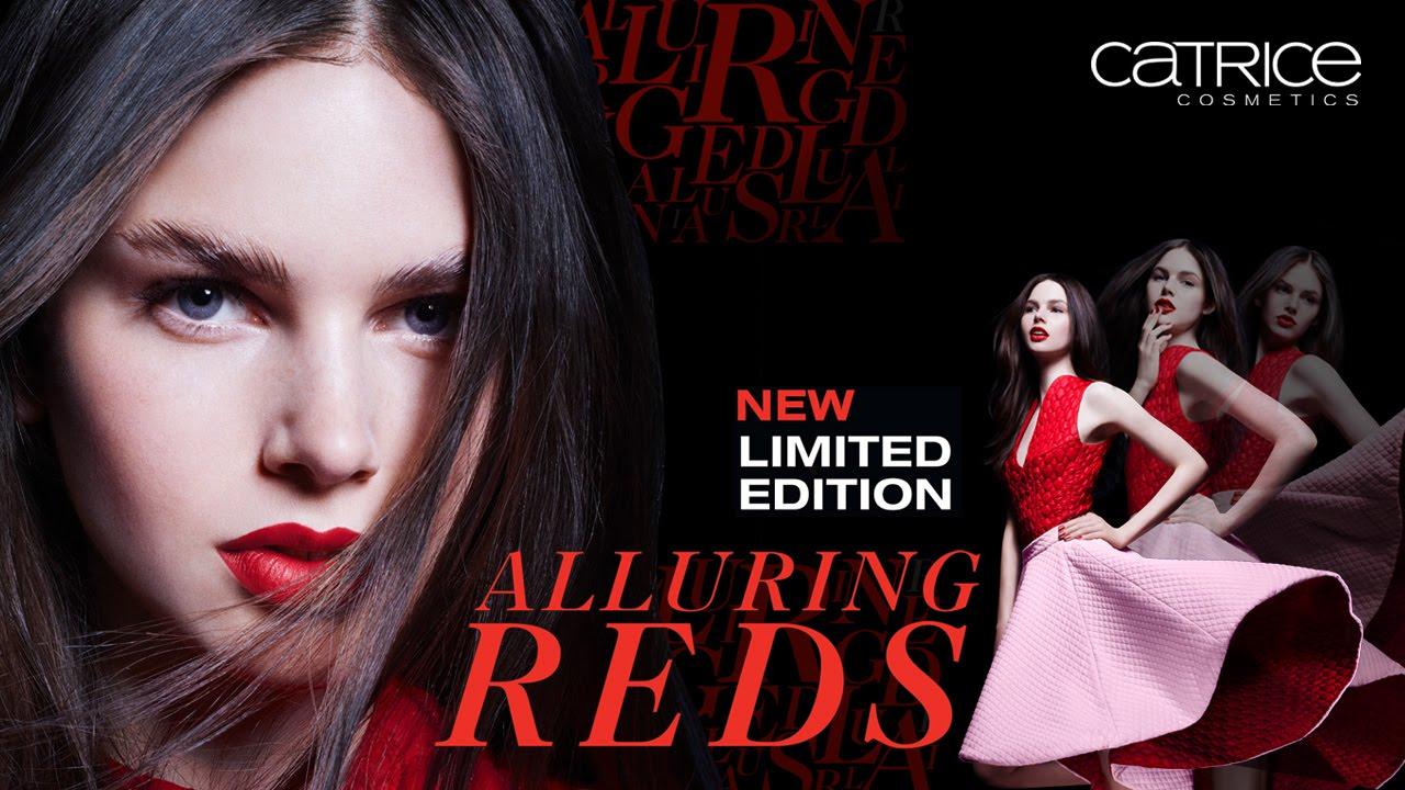 alluring reds catrice