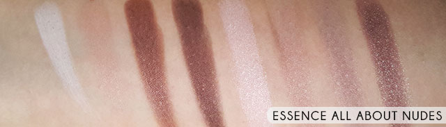 essence palette all about nudes