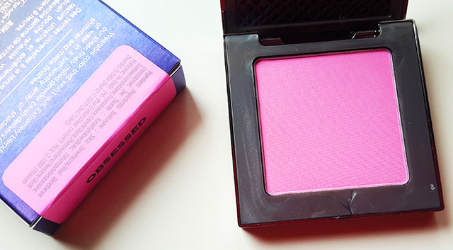Obsessed Afterglow Blush Urban Decay