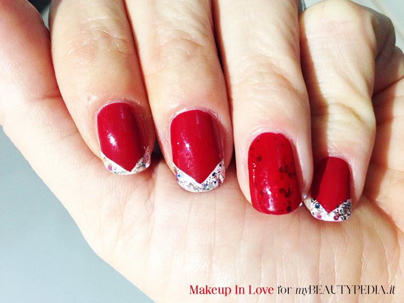 nail art natalizie