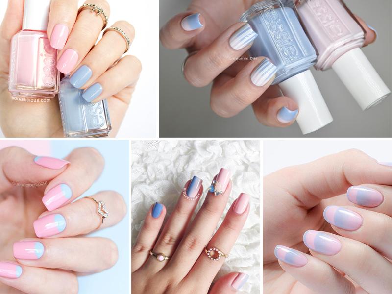 Top Unghie e nail art nei colori Pantone 2016 | MYBEAUTYPEDIA DT58