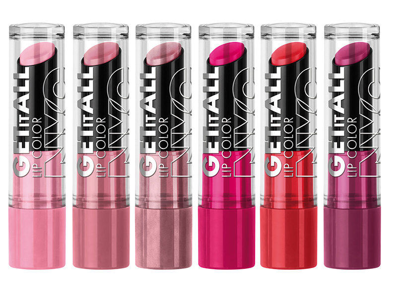 NYC New York Color Get It All Lip Color