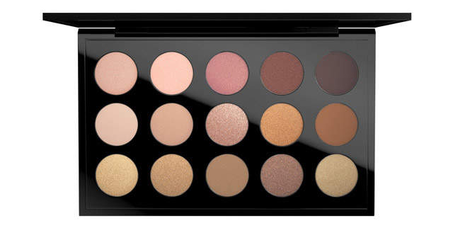 Eye shadow x15 Warm Neutral