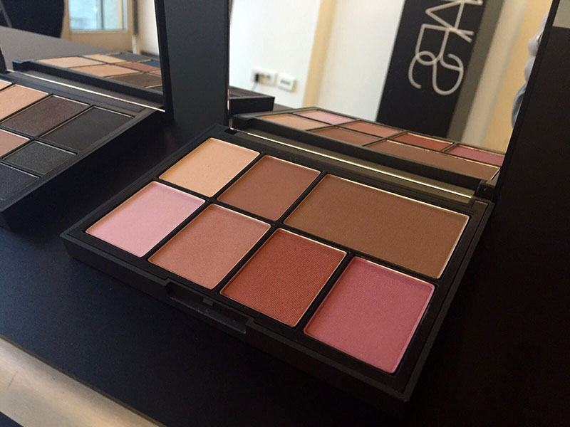 NARSissist-Cheek-Studio-Palette