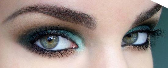 come truccare gli occhi smokey eyes