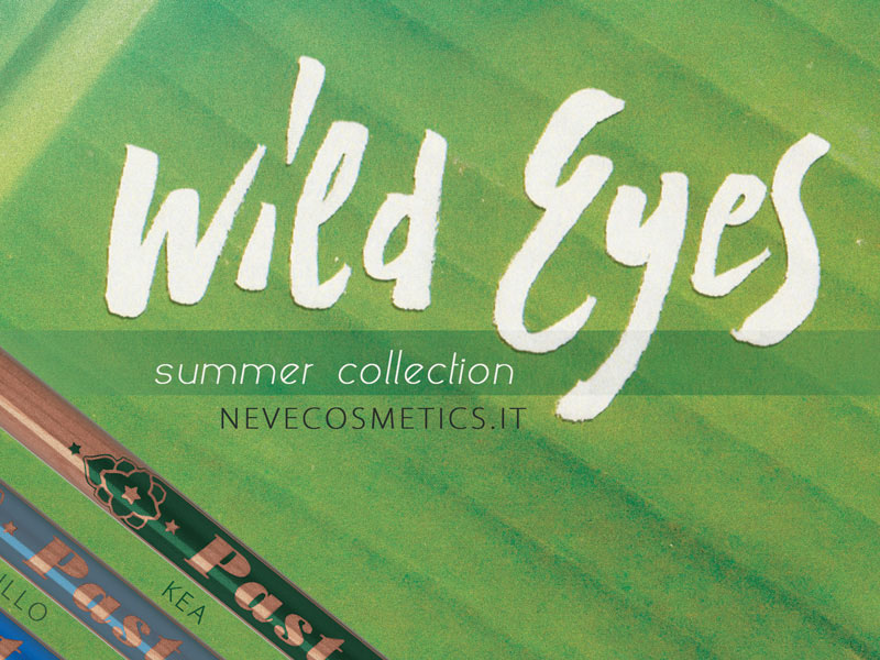 Neve Cosmetics Biomatite Wild Eyes