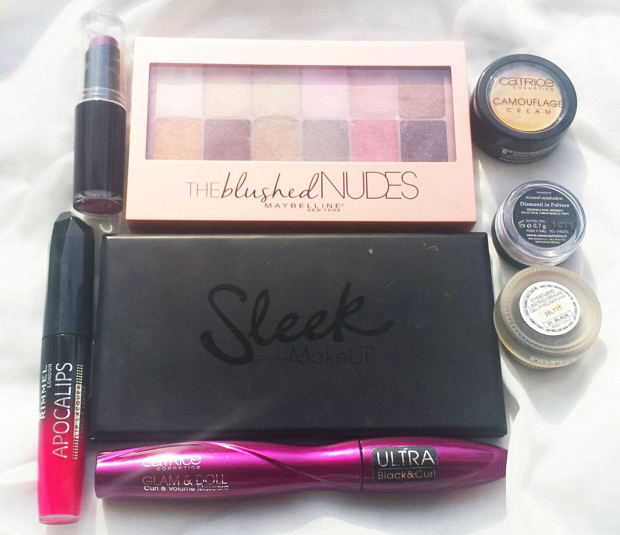 "Make up Look "" Dark Diamond"" - Tutorial e prodotti usati"