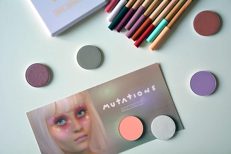 Neve Cosmetics Mutations collezione autunno 2016