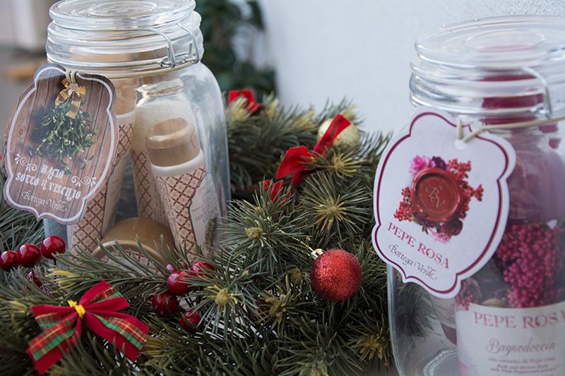 Natale Bottega Verde - confezioni regalo