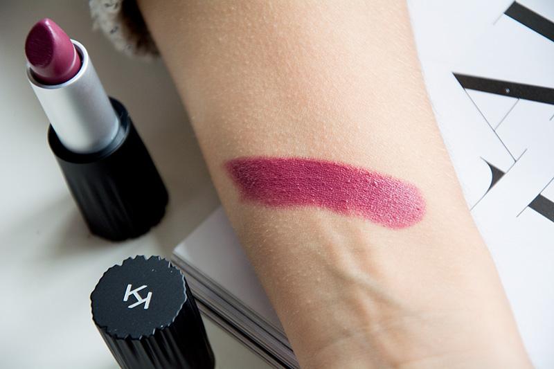 KIKO NEO NOIR Enigma Lipstick- swatches