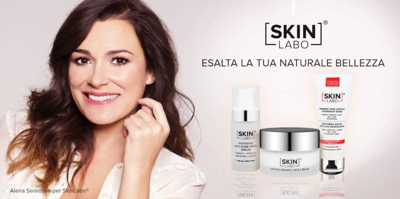 Alena Šeredová è il nuovo volto di SkinLabo