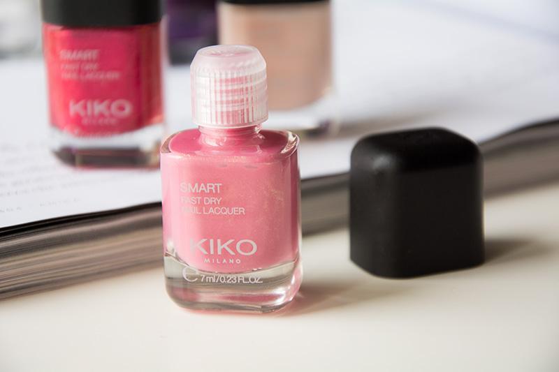 Kiko smalti Smart Nail laquer - packaging