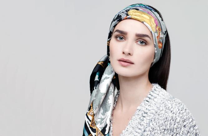 Vita di mantero il turbante in lana per il progetto salute allo specchio - Salute allo specchio ...
