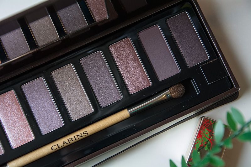 CLARINS The Essentials palette-occhi