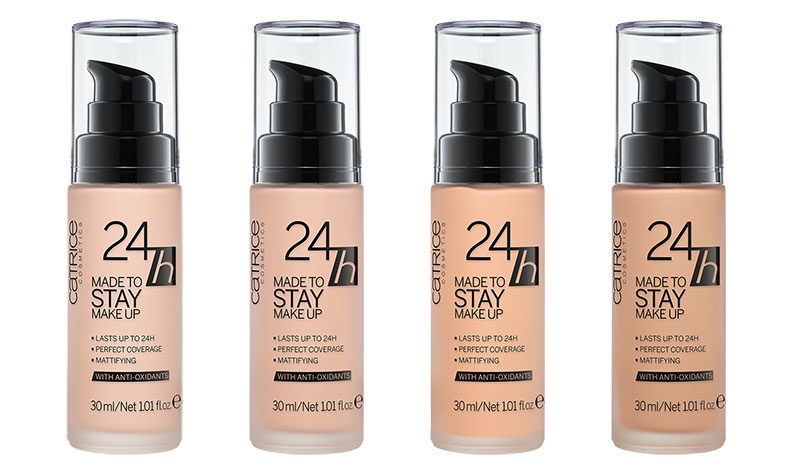 Catrice fondotinta liquido Made to stay 24 ore