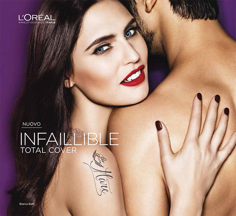 L'Oreal Infaillible Total Cover