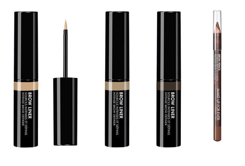 Make Up For Ever The Brow Show - Brow Liner e Brow pensil