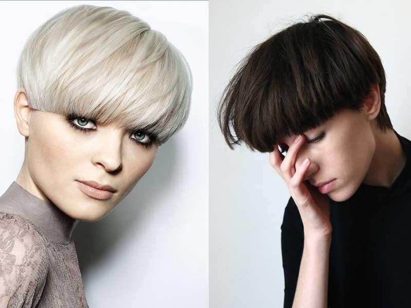 Tagli capelli corti: Bowl Cut o taglio a scodella nella versione liscia