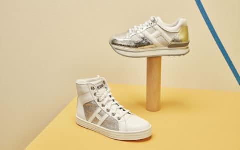 Sneakers bambina Hogan