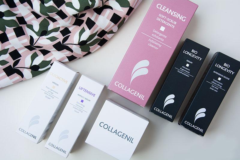 collagenil prodotti viso