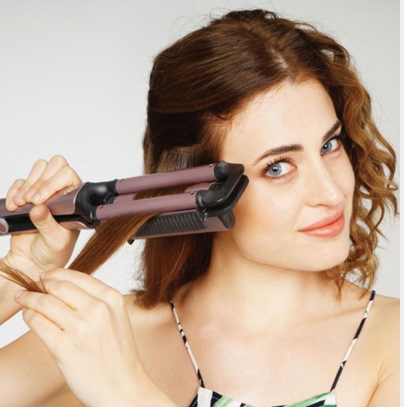Come fare i capelli a onde?