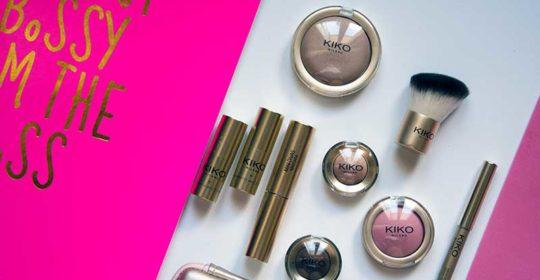 Kiko Mini Divas Capsule Collection