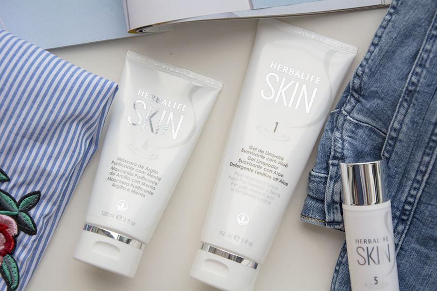 herbalife-skin-linea-viso-maschera e detergente