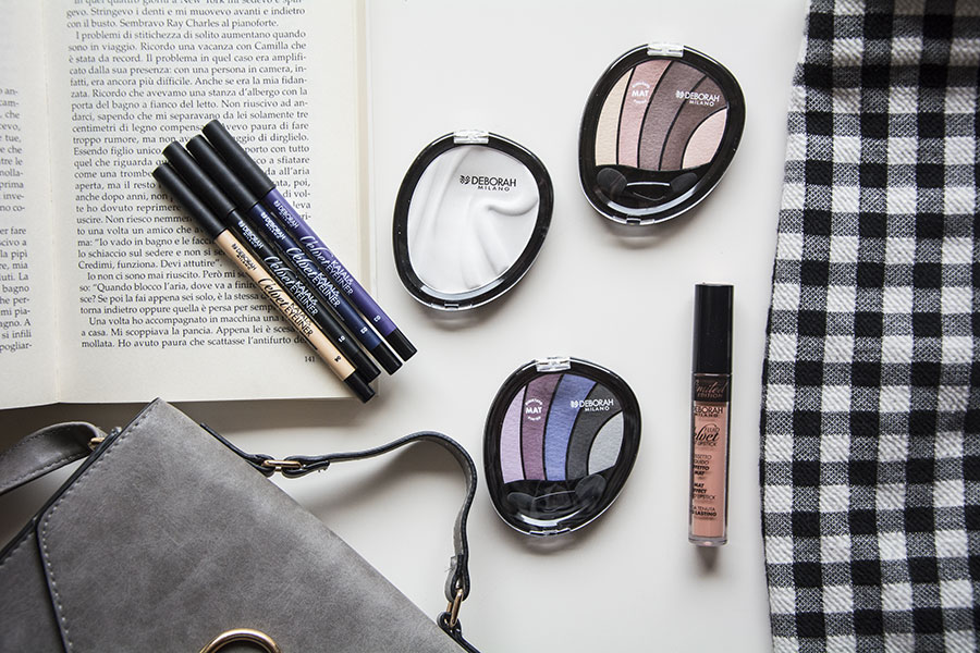 Deborah Milano Velvet Touch collezione Makeup Autunno 2017
