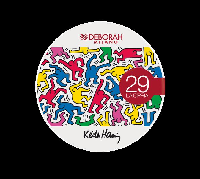 Deborah Milano Keith Haring Design Collection La Cipria