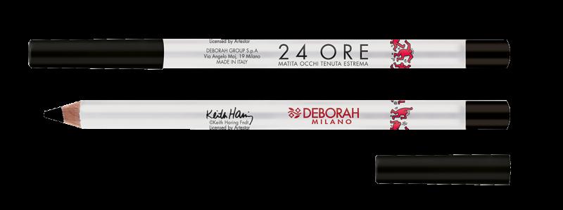 Deborah Milano Keith Haring Design Collection MATITA 24 ORE