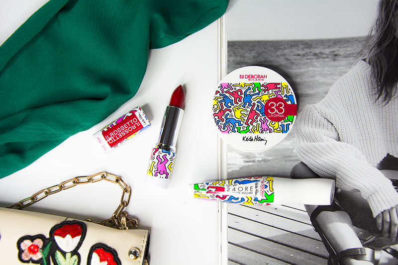 Deborah Milano Keith Haring Design Collection
