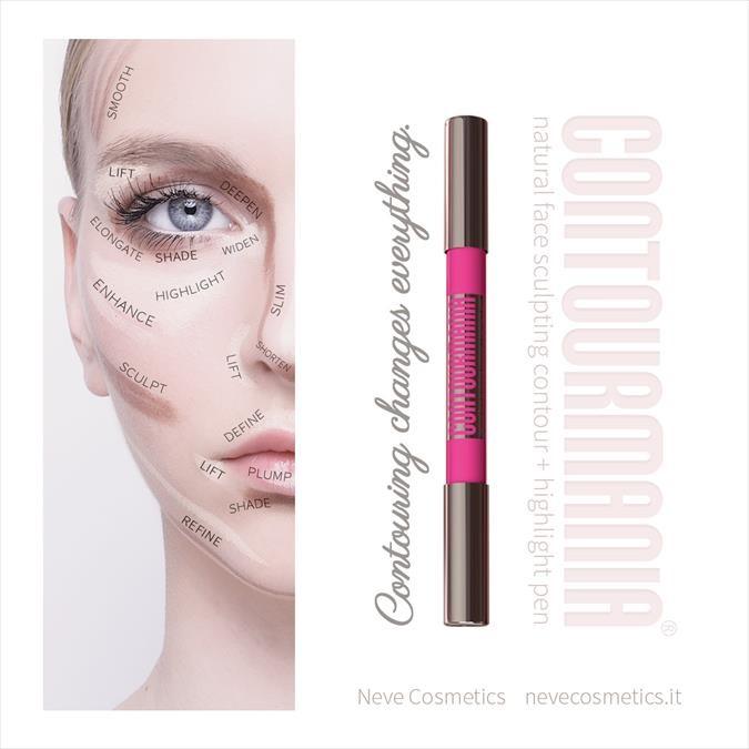 contouring neve cosmetics
