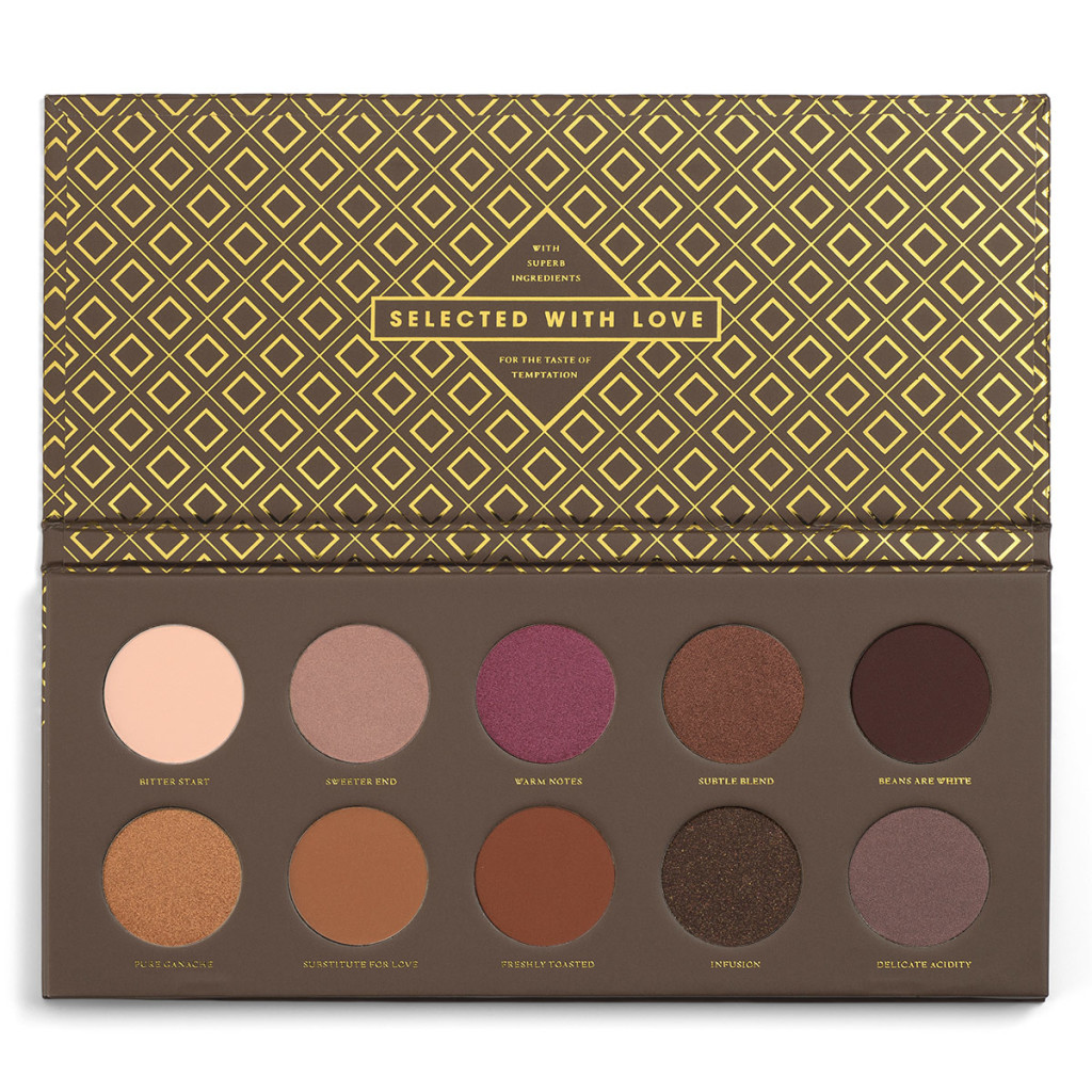 ZOEVA PALETTE cocoa-blend-eyeshadow