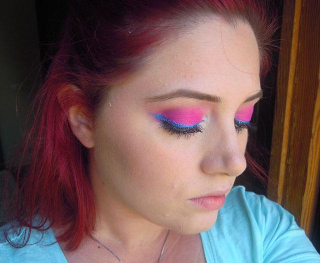 eyeliner water effect deborah milano