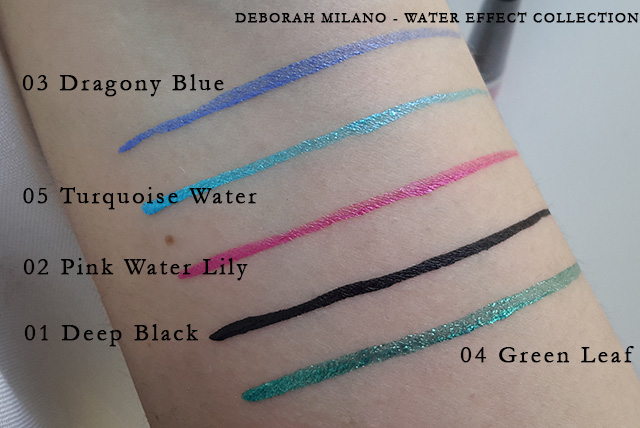 deborah milano WATER EFFECT