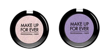 make up for ever eyeshadows