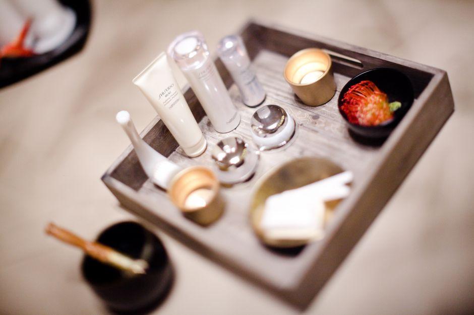 shiseido spa