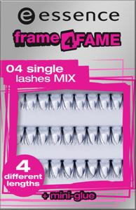 04 single lashes MIX