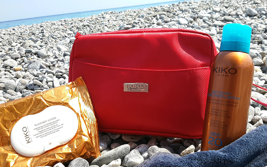 beach day essenzials borsa da mare solari estate 2015 kiko milano